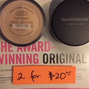 Bare Mineral Concealer WELL RESTED